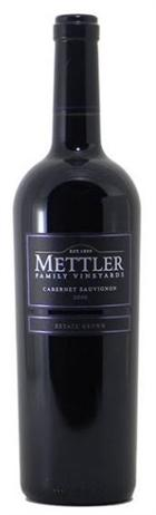 Mettler Family Vineyards Zinfandel Old Vine Epicenter